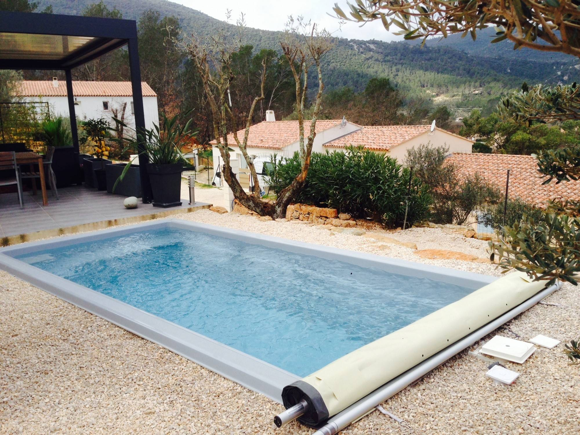 Tarif piscine creuse great d co piscine moderne pool prix - Prix d une piscine creuse ...