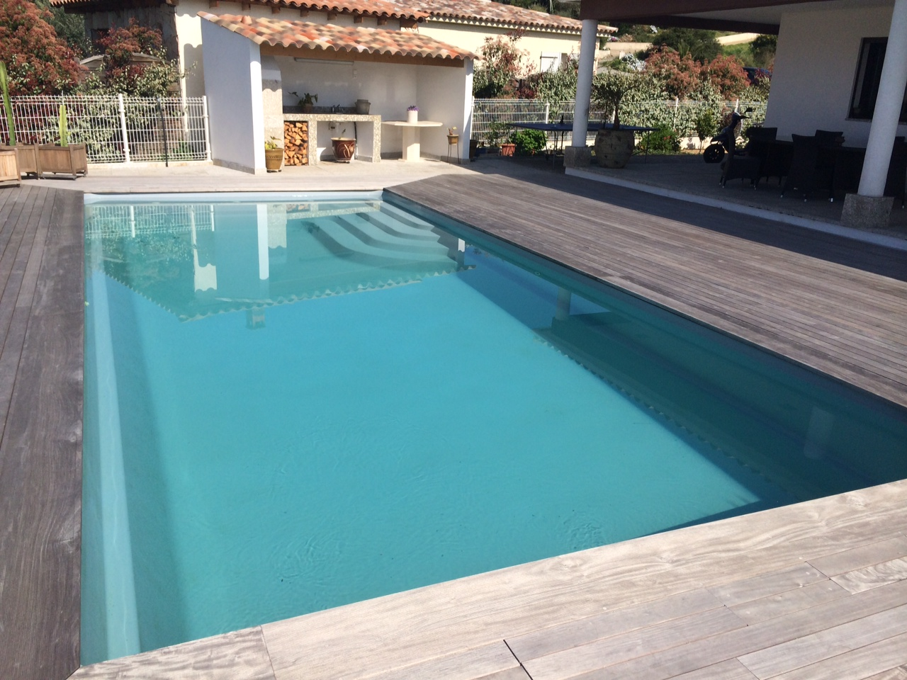 destockage piscine veranda bois prix construction de