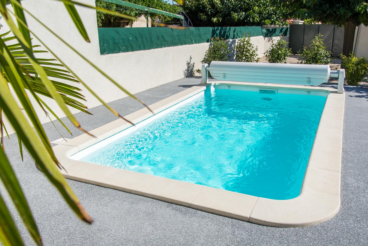 piscine coque polyester mod le starlite alliances piscines